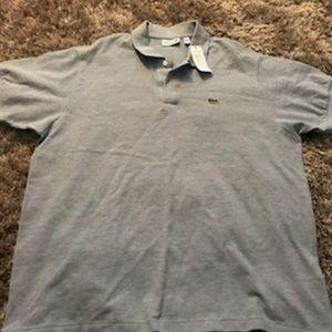 Lacoste men 3 xl short sleeve..new...